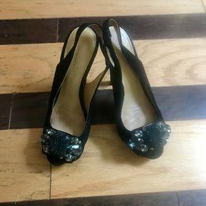 Zara cruise heels